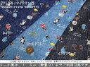『フレブル!サイクリング』コットン100%Wガーゼプリント素材:コットン100% 生地幅:約108cm犬/ベビー/男の子/わんこ/キッズ/生地/ハンドメイド/スタイ/マスク/手作り/服/ウェアー/小物