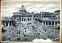 1949年発行のローマ,バチカンお部屋のインテリアにイタリアのアンティークショップで見つけた絵ハガキと切手と雑貨