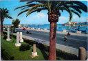 1974年発行のイタリアのバーリの風景の絵はがきお部屋のインテリアにイタリアのアンティークショップで見つけた絵ハガキと切手と雑貨