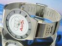 アウディ AUDIの腕時計はイタリアから