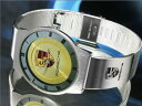 PORSCHEポルシェの腕時計はイタリアのお土産です。