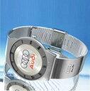 アウディ AUDIの腕時計はイタリアのお土産です。