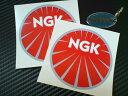 NGK のステッカー,シール