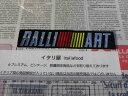 ミツビシMITSUBISHI-RALLI-ART三菱のエンブ...