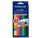 ステッドラー 水彩色鉛筆ノリスクラブ 12色セット(文房具/事務用品/筆記具/色鉛筆/7色〜12色セット)