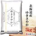精米 令和元年産 伊丹米 北海道産 JA南るもい産 ゆきさやか 5kg 白米