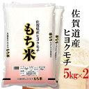 米 10kg(5kg×2) 30年産 精米 餅米 伊丹米 佐賀県産ヒヨクモチ 10kg(5kg×2袋) もち米