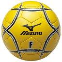 MIZUNO 【25%OFF】ミズノ フットサルボール(検定球) イエロー×ブラック