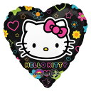 【メール便OK】サンリオ ハローキティ ツイーンハートバルーン ANG26519 風船 パーティー 飾り付け 誕生日 バースデー キャラクター かわいい