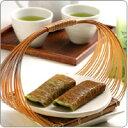 宇治抹茶もちどら「宇治のせせらぎ」 4個入§ 京都 宇治のお茶屋作挽きたて抹茶をたっぷり使った濃厚抹茶味です。