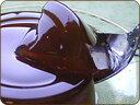 宇治のお茶屋作ほうじ茶をたっぷり使った香ばしいほうじ茶味です。宇治ほうじ茶ゼリー 1カップ