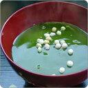 宇治抹茶くず湯 6個入り京都 宇治のお茶屋作挽きたて抹茶をたっぷり使った濃厚抹茶味です。