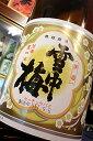 【定番酒!】雪中梅本醸造酒 1.8L