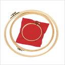 ◆DMC 刺しゅう枠 MK0028 25cm◆刺繍枠