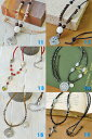 11-16 TOHO:UNISEX ACCESSORIES KIT  unisex accessories kit / bracelet / beads SS05P02dec12