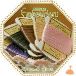 サンリン車印:刺しゅう糸カード巻き(25号/9m巻)
