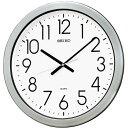 【SEIKO】 【セイコー】 オフィスタイプ掛時計(防湿・防塵型) KH407S