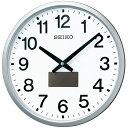 ショッピング 【SEIKO】 【セイコー】 ハイブリッドソーラー電波掛時計 SF242S