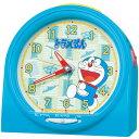 【SEIKO】 【セイコー】 目覚まし時計 ドラえもん CQ137I
