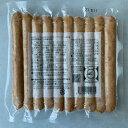 1本40g、ロングタイプのジューシーなポークウインナーです。 ●内容量:400g(10本入) 原材料 豚肉 (輸入又は国産 ) 、豚脂肪、食...