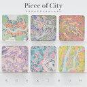 【メ無】 コースター PIECE OF CITY