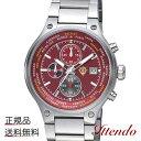 GUNDAM WATCH 機動戦士ガンダムオフィシャルウォッチ 赤い彗星モデル 9ZR002MG01 腕時計 クオーツ リズム時計工業