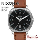 NIXON THE CHARGER LEATHER ニクソン チャージャーレザー A1077-1037-00