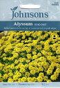 【輸入種子】Johnsons SeedsAlyssum saxatile Gold Dustアリッサム・ゴールド・ダストジョンソンズシード