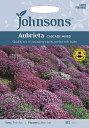 【輸入種子】Johnsons SeedsAubrietia ...
