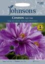 【輸入種子】Johnsons SeedsCosmos Fizzy Pinkコスモス・フィジー・ピンクジョンソンズシード