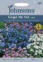 【輸入種子】Johnsons SeedsForget Me Not Mixedフォーゲット・ミー・ノット(わすれな草)・ミックスジョンソンズシード