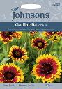 【輸入種子】Johnsons SeedsGaillardia Golbinガイラルディア・ゴブリンジョンソンズシード
