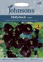 【輸入種子】Johnsons SeedsHollyhock nigraホリホック(タチアオイ)・ニゲ