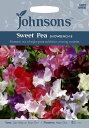 【輸入種子】Johnsons SeedsSweet Pea Showbench 8スイートピー・ショーベンチ・8ジョンソンズシード