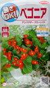 【種子】ベゴニアアンバサダースカーレットサカタのタネ