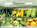 【輸入種子】Johnsons SeedsSeed Collection Courgettes & Summer Squashesシード・コ