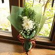 X'masに贈る☆バラとガーベラのミニ花束(白系)クリスマス フラワー バラ ユリ フラワーギフト クリスマスプレゼント ギフト プレゼント