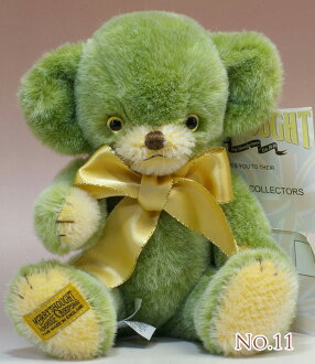 2008 World limited チーキーライム & lemon 25 cm ■ メリーソートテディベア