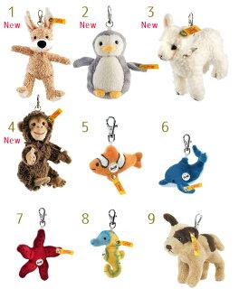 Steiff animal キーリングテディベア plush teddy bear Teddy bear