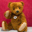 Steiffシュタイフ 世界限定テディベア レプリカ1906 Teddy Replica 1906 プレゼント リアル ぬいぐるみ クリスマス