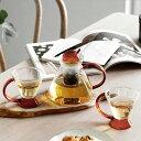 ショッピング紅茶 送料無料 IwaiLoft 北欧 耐熱ガラス ティーポット ティーセット ガラス 急須 ガラス製ポット 紅茶 フルーツティー リーフティー 花茶 工芸茶 ハーフティー に 直火可