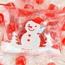 【クリスマス】オーナメントキャンディー 200袋入り☆レビュー書き込みで次回あめプレゼント