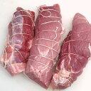 青森 やまざきポーク モモ ブロック 煮豚用糸巻き1本 約450g 02P03Dec16