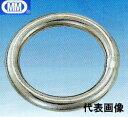 【メール便 可】溶接リング/MM水本機械 ステンレス丸リンク 4×30mm R-4-30【1個】【激安】