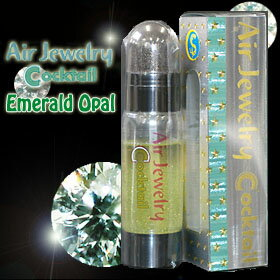 Aage jewelry cocktail Emerald Opal 70 ml