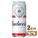 ABインベブジャパンバドワイザー473ml×24本(個)×2ケース輸入ビール【送料無料※一部地域は除く】