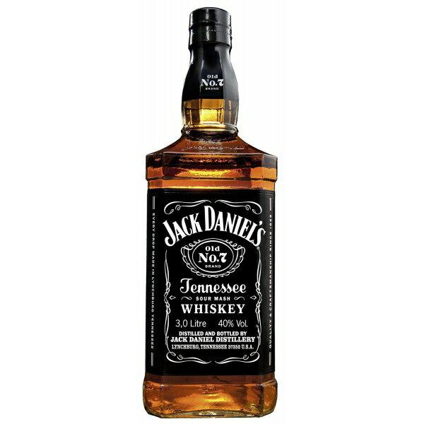 [ママ割最大10倍]ニッカウイスキー ジャックダニエルブラック 3000 ml×1 本(個) ※ママ割メンバー限定!エントリーでポイント10倍