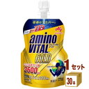 ショッピングアミノバイタル 味の素 アミノバイタル GOLD ゼリードリンク 135ml×30本×1ケース (30本) 飲料【送料無料※一部地域は除く】