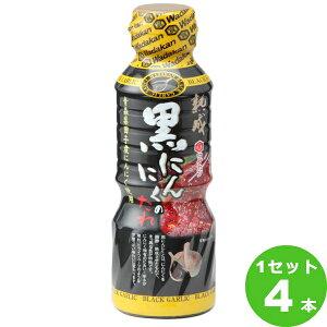 ワダカン 熟成黒にんにくのたれ 350ml ×4本(個)
