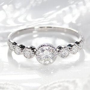 ファッション ジュエリー アクセサリー レディース プラチナ ダイヤモンド エタニティリング・ダイア・エタニティ・